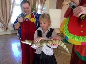 Животные на детский праздник 1