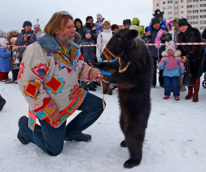 8(965) 380 – 13 - 11 медведь-артист