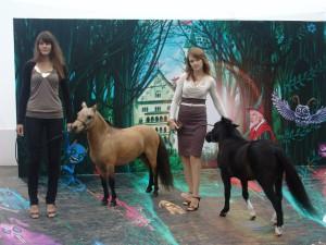 Дрессированные животные на праздник в Москве 3