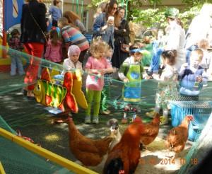 Ферма в детском саду 1