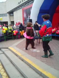 8 (916) 601- 58 -77 Свадебные медведи